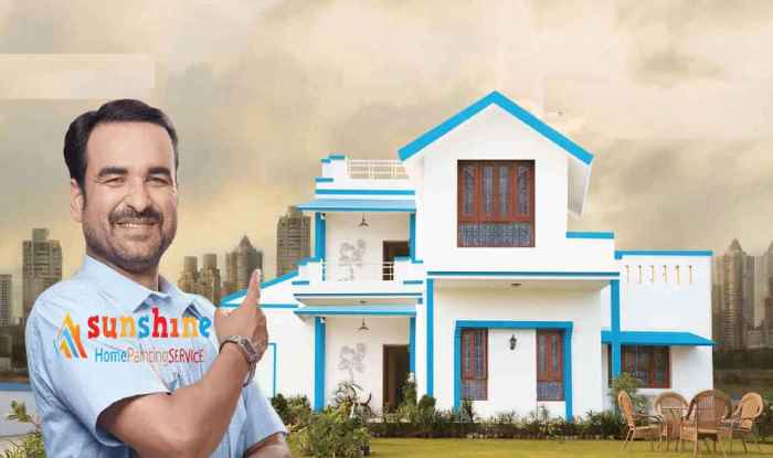 Exterior home painting service in kolkata